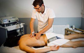 Recupero muscolare: trattamento di Fisiorerapia dello sport