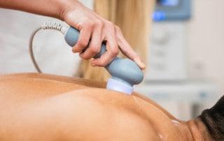 Trattamento con ultrasuoni