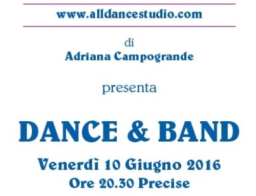 Spettacolo finale di All Dance Studio Academy