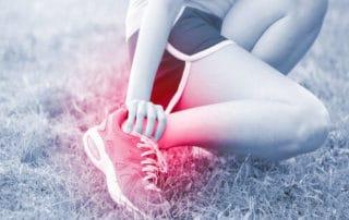 Distorsione della caviglia: dolore e limitazione funzionale. Come intervenire?