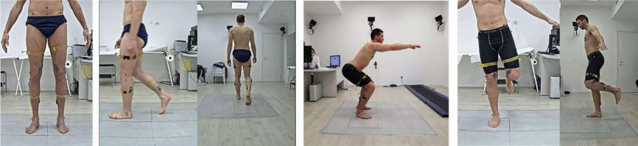 Analisi del movimento nell'atleta per la prevenzione del reinfortunio sportivo