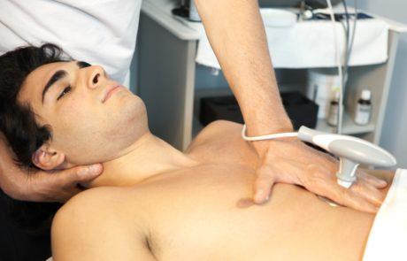 Tecarterapia: trattamento di Fisioterapia Convezionata