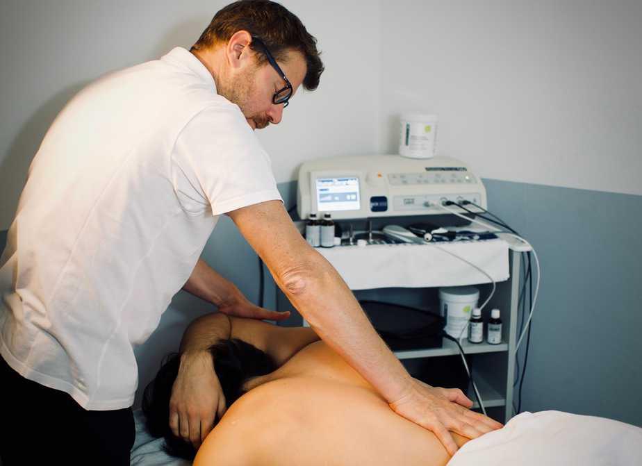 Mal di schiena: trattamento della lombalgia