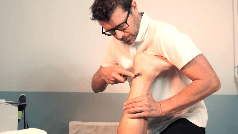 Trattamento del tendine di Achille