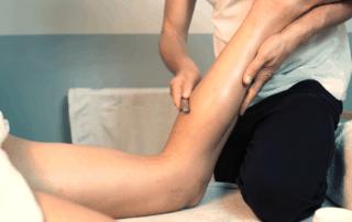 Trattamento di Fibrolisi arti inferiori