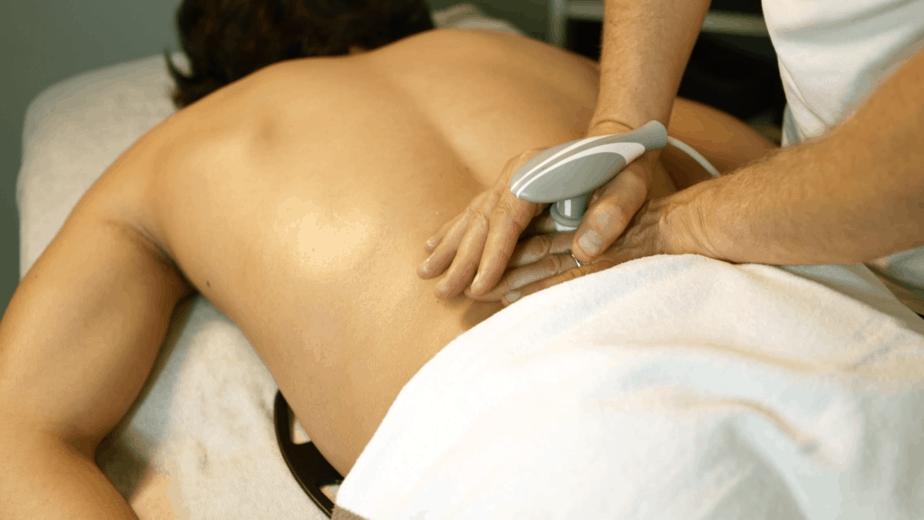 Trattamento di Tecarterapia Human Tecar per mal di schiena_lombalgia