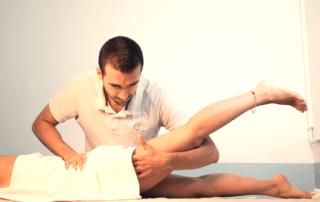 Trattamento di mobilizzazione con tecniche manuali _massoterapia
