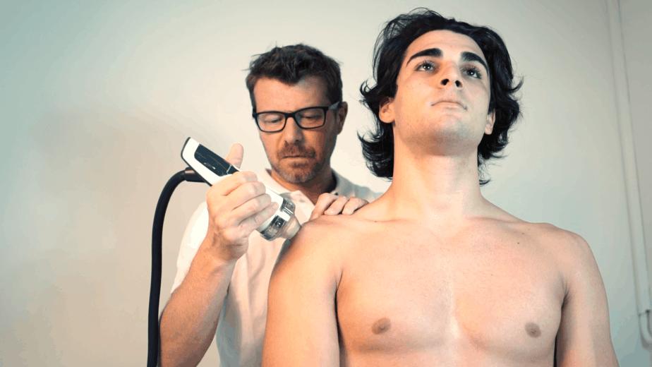 Trattamento della cuffia dei rotatori: eliminiamo il dolore alla spalla