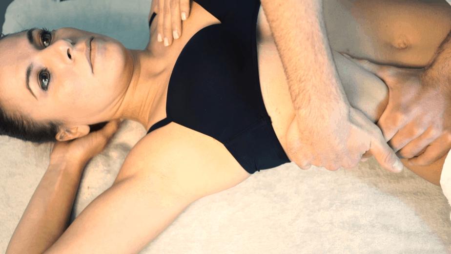 esercizi di mobilizzazione e riabilitazione del Pavimento pelvico
