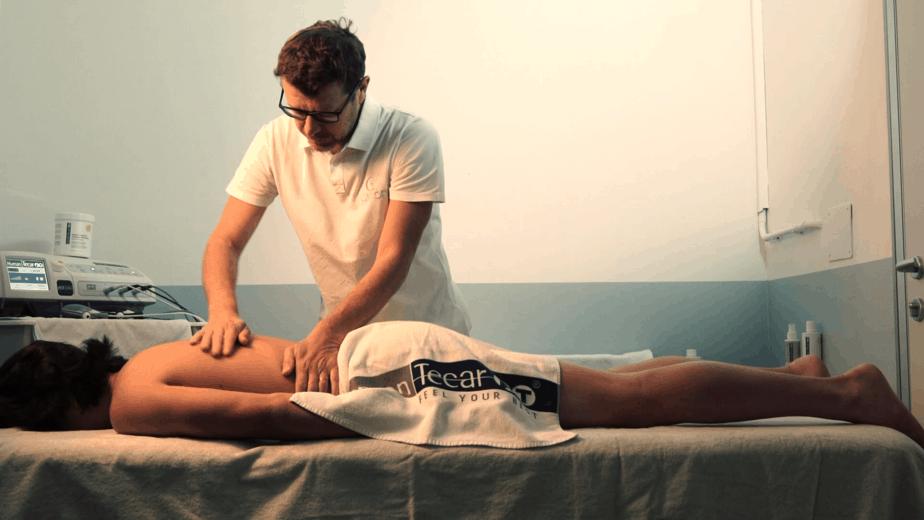 Trattamento di cura e prevenzione per la Lombalgia